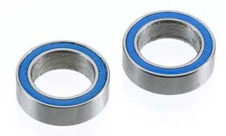Ball bearings, blue rubber sealed (8x12x