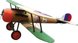 Balsa Usa 1/6 Nieuport 28 C-1 Kit 53Ws40/45 2C*