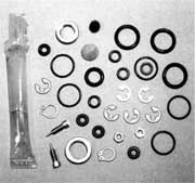 AIR SYSTEM SERVICE KIT STANDARD
