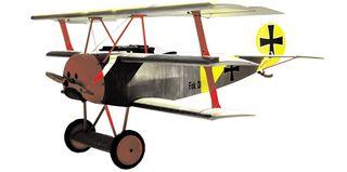 Balsa Usa 1/3 Fokker Dr-1 Triplane Kit 40-60Cc