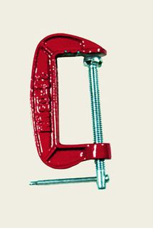 CLAMP 2.5in METAL 'G' STYLE
