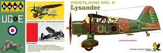 Lindberg 1/48 Westland Lysander