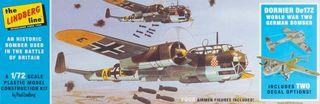 Lindberg 1/72 Dornier Do 17Z German