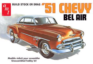 AMT 1:25 195 1 Chevy Bel Air