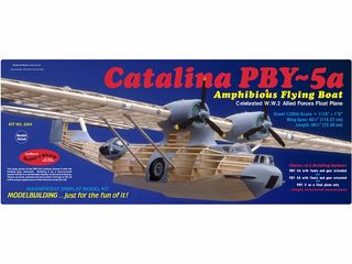 Guillows Pby-5A Catalina 1:28 Kit