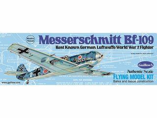 Guillows Messerschmitt Bf-109 Kit