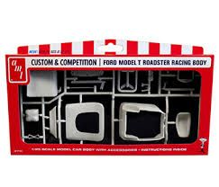 AMT 1/25 Ford Racing T Body Pp009
