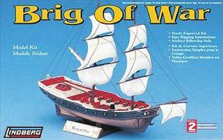 Lindberg 1/200 Brig Of War *D