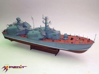 RUSSIAN NAVY OSA-1 M/BOAT 1/72 KIT *