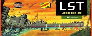 Lindberg 1/245 L.S.T.*