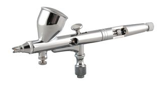HSeng Hs-80 Dual Action Airbrush 0.2Mm