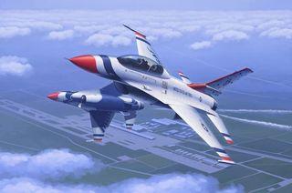 Hobbyboss 1:72 F-16D Fighting Fal*