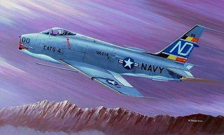 Hobbyboss 1:48 FJ-4B Fury