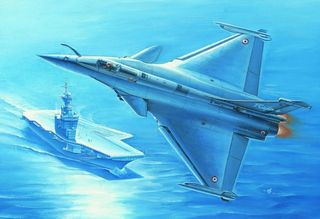 Hobbyboss 1:48 France Rafale M F