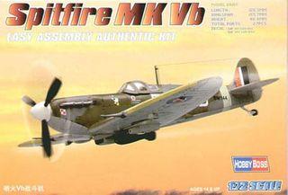 Hobbyboss 1:72 Spitfire Mk Vb