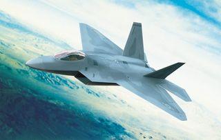 Hobbyboss 1:72 F-22A Raptor