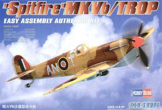 Hobbyboss 1:72 Spitfire Mk.Vb Trop