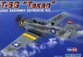 Hobbyboss 1:72 American T-6G Texan