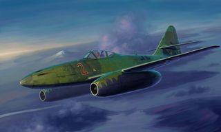 Hobbyboss 1:48 Me 262 A-1A