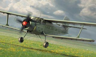 Hobbyboss 1:48 Antonov An-2M Colt