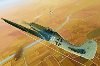 Hobbyboss 1:48 Focke-Wulf Fw190D- *