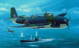 Hobbyboss 1:48 British Fleet Air*