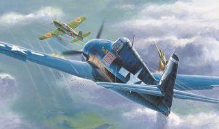 Hobbyboss 1:48 F6F-5 Hellcat