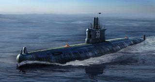 Hobbyboss 1:350 Pla Navy Type 035