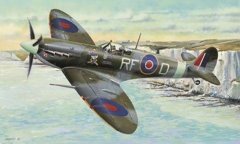 Hobbyboss 1:32 Spitfire Mk.Vb