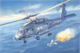 Hobbyboss 1:72 Hh-60H Rescue Hawk