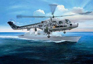 Hobbyboss 1:72 Royal Navy Westlan*