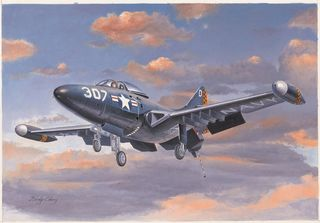 Hobbyboss 1:72 F9F-2 Panther*