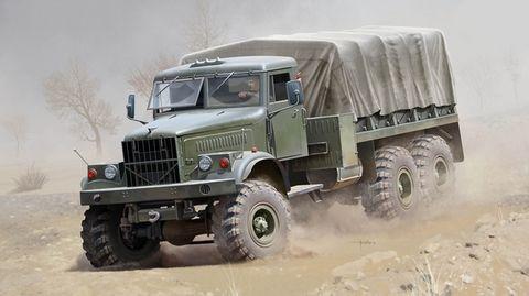 Hobbyboss 1:35 Russian Kraz-255B