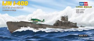 Hobbyboss 1:700 Japanese I-400 Cl