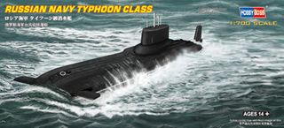 Hobbyboss 1:700 Russian Navy Typh