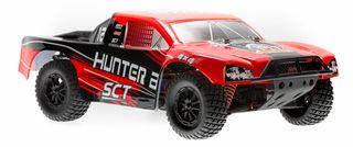 HUNTER 1:10 SCT, B/LESS 4WD NOW W/CHGR