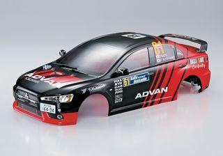 MITSUBISHI EVO X Rally-racing C/A