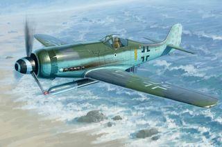 Hobbyboss 1:48 Focke-Wulf Fw190D*