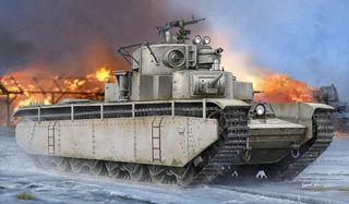 Hobbyboss 1:35 Soviet T-35 Heavy*