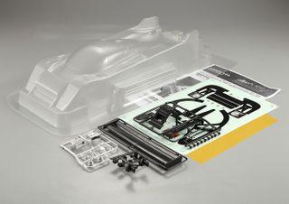 Killerbody Lancia Lc2 Clear Body Inc.Acc.