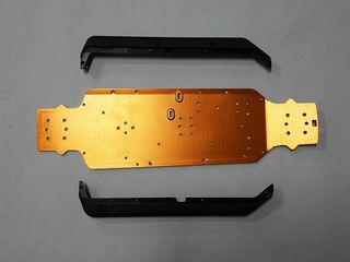 DHK Hobby Side Guard (L & R) & Alum Chassis *