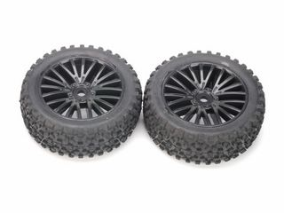 DHK Hobby Wolf-Fr Tyres