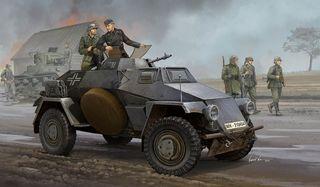 Hobbyboss 1:35 German Sd.Kfz.221*