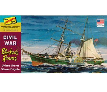 1/124 Civil War Blockade