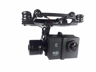 2 AXIS GIMBAL WITH 1080HD CAMERA