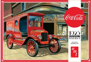 AMT 1:25 Coca Cola 1923 Ford Model