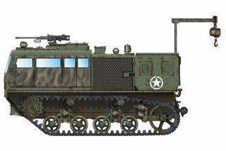 Hobbyboss 1:72 M4 High Speed Trac