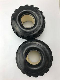 Redback Rear Tyres (W/Sponge Inserted )*
