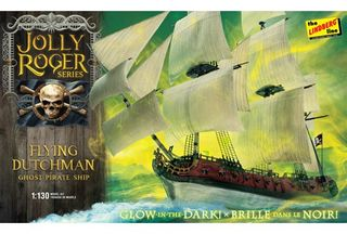 Lindberg 1/130 Jolly Roger Series Fl*