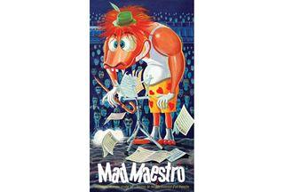 Lindberg 1/8 Mad Maestro *